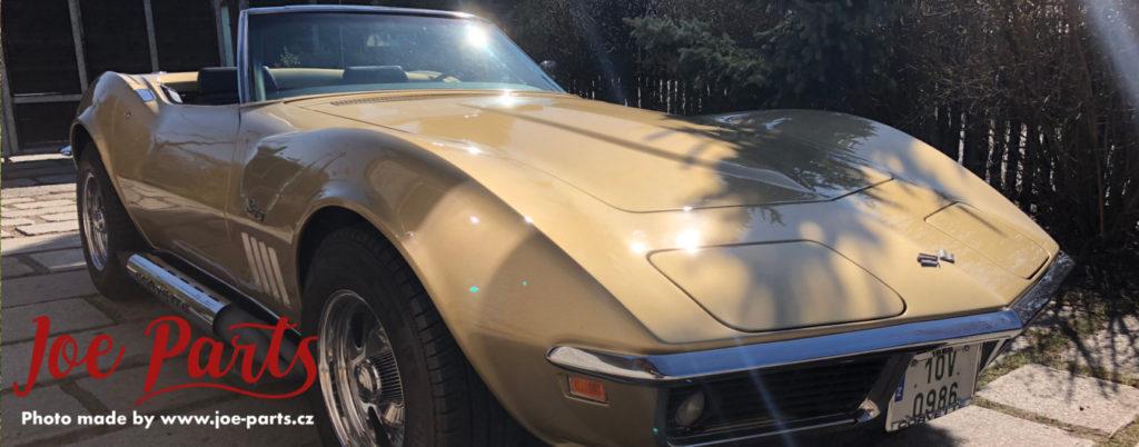 Corvette C3 1969